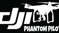 DJI Phantom Cam Sticker Kod:05