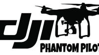 DJI Phantom Cam Sticker Kod:06