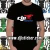 Dji Phantom Tshirt Kod: kısa-siyah-q4