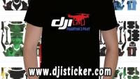 Dji Phantom 3 Tshirt Kod: kısa-siyah-q2