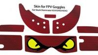 Fat Shark Dominator v1 / v2 kod:0005