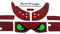 Fat Shark Dominator v1 / v2 kod:0006