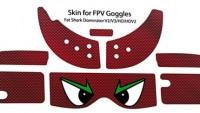 Fat Shark Dominator v1 / v2 kod:0007
