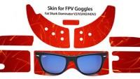 Fat Shark Dominator v1 / v2 kod:0008