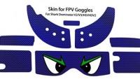 Fat Shark Dominator v1 / v2 kod:0011