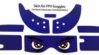Fat Shark Dominator v1 / v2 kod:0012