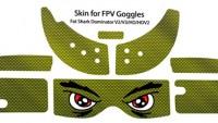 Fat Shark Dominator v1 / v2 kod:0025