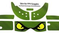 Fat Shark Dominator v1 / v2 kod:0027
