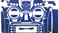Taranis X9D Plus Sticker Kod: TK-0012