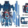 Mavic Pro Full Sticker kod: 0029