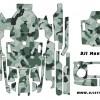 Mavic Pro Full Sticker kod: 0036