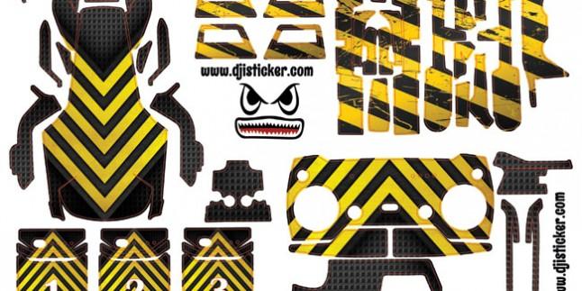 Mavic Air Full Sticker Kod:ma0024