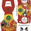 Dji Mavic Air Gövde – Kumanda Sticker Kod:008