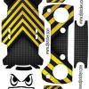 Dji Spark Gövde – Kumanda Sticker Kod:019