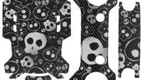 Dji Spark Gövde – Kumanda Sticker Kod:004