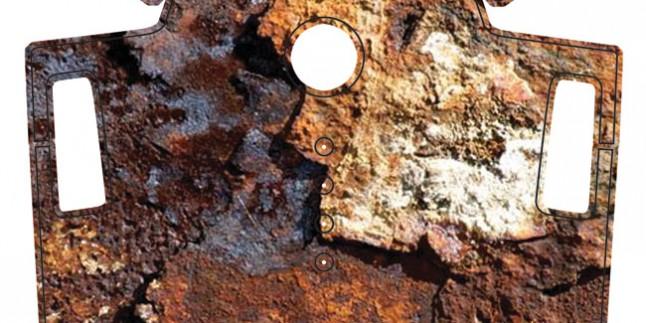 Dji Mavic Gövde Sticker Kod:012