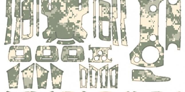 Dji Spark Full Sticker Seti Kod:dsfset0037