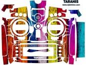 Taranis X9D Plus Decal