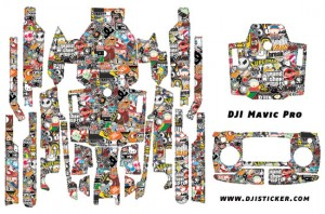 Mavic Pro Full Sticker
