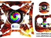 Dji Phantom 4 sticker