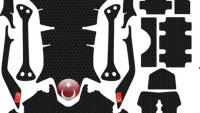 Inspire 1 Sticker Kod: Full-6
