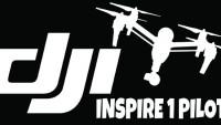 DJI Inspire 1 Cam Sticker Kod:01
