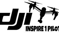 DJI Inspire 1 Cam Sticker Kod:02