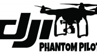 DJI Phantom Cam Sticker Kod:06