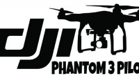 DJI Phantom 3 Cam Sticker Kod:08
