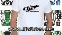 Dji Phantom Tshirt Kod: kısa-beyaz-y4