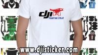 Dji Phantom 3 Tshirt Kod: kısa-beyaz-q1