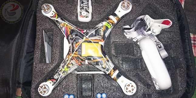 Dji Phantom 2 Sticker