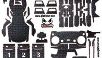 Mavic Air Full Sticker Kod:ma0022