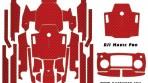 Mavic Pro Full Sticker kod: 0042