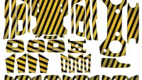 Dji Spark Full Sticker Seti Kod:dsfset0031