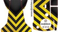 Dji Mavic Air G̦vde РKumanda Sticker Kod:005