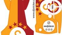 Dji Mavic Air G̦vde РKumanda Sticker Kod:0011