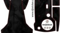 Dji Mavic Air G̦vde РKumanda Sticker Kod:001