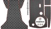 Dji Mavic Air G̦vde РKumanda Sticker Kod:002