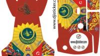 Dji Mavic Air G̦vde РKumanda Sticker Kod:008