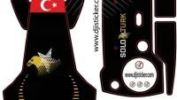 Dji Mavic Air G̦vde РKumanda Sticker Kod:0014