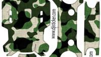 Dji Spark Gövde – Kumanda Sticker Kod:008