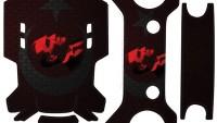 Dji Spark Gövde – Kumanda Sticker Kod:014