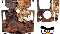 Dji Mavic Gövde – Kumanda Sticker Kod:014