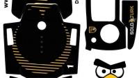 Dji Mavic Gövde – Kumanda Sticker Kod:005