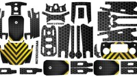 Mavic 2 Full Sticker Kod:m2-0019