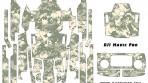 Mavic ComboFull Sticker kod: cmbo0049