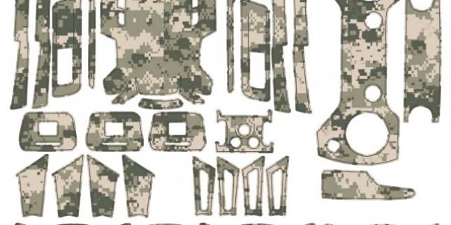 Dji Spark Full Sticker Seti Kod:dsfset0036